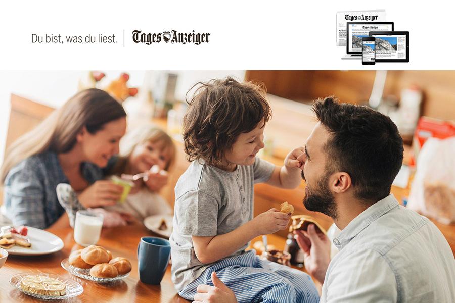 Gratis Tagesanzeiger-Schnupperabo